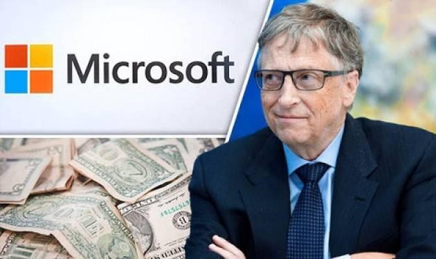 AccaddeOggi  #29novembre 1975 - Il nome 'Micro-soft' viene usato da Bill Gates