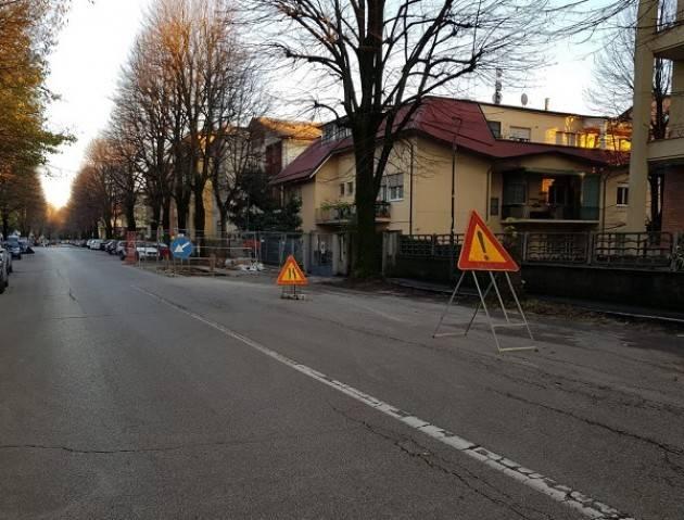 Cremona, Padania Acque Da giovedì 29 p.v. cantiere in via Serio e via Mincio
