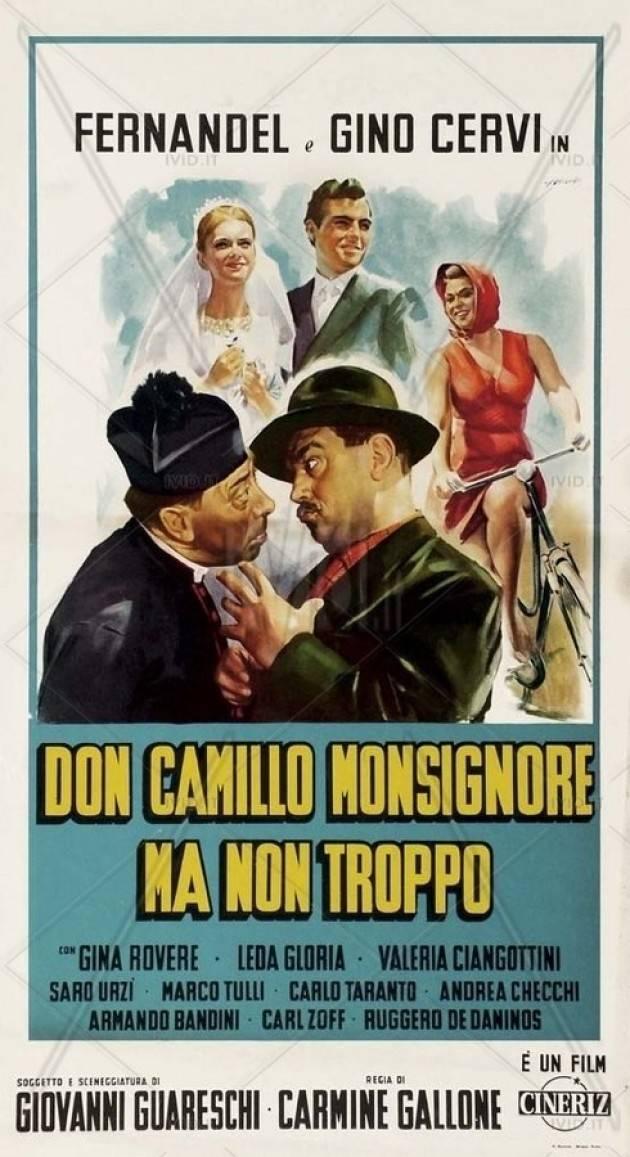 Busseto Festival Guareschi 'Don Camillo & Peppone' Cinema, Teatro e Trattorie  evento 1 dicembre