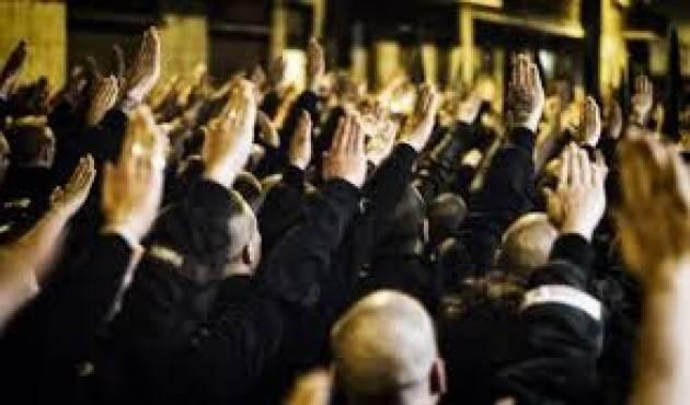 Crema La condanna del centro-sinistra Bran.co e le associazioni dietro le quali si nascondono fascisti e neonazisti.