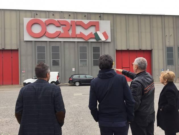 L'Ocrim per la valorizzazione dell'agroalimentare made in Italy NASCE A CREMONA MILLING HUB