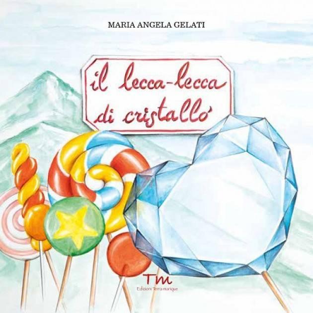 Evento 7 dic Alla Libreria Convegno Cremona MARIANGELA GELATI IL LECCA-LECCA DI CRISTALLO E LA RITAULITA' DEL SILENZIO
