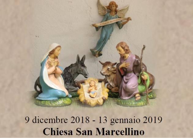 Cremona Inaugurazione dell'ottava Mostra Presepi 2018  domenica  9 dic