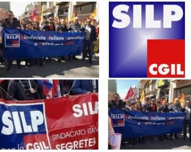 Cgil Congresso Silp  Polizia: consegnato il premio 'Romano Riccetti'