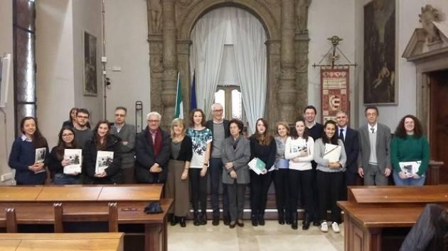 II 'Premio Moreni': la parola ai giovani nel corso della tradizionale cerimonia svoltasi in Comune