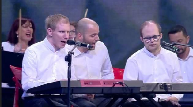MagicaMusica, l'Orchestra di disabili di Castelleone che ha perso per un soffio a Tu Si Que Vales
