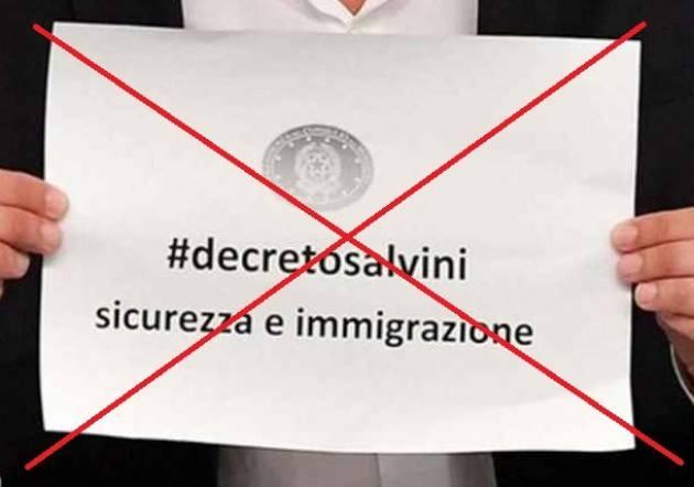 Dopo DL Sicurezza Salvini cominciano le espulsioni dai centri di accoglienza  Mariella Laudadio (Cremona)