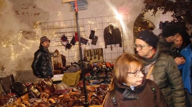 A Pizzighettone  Domenica 2 dicembre  migliaia di visitatori nelle mura per la 10^ edizione di Natale Idee Regalo