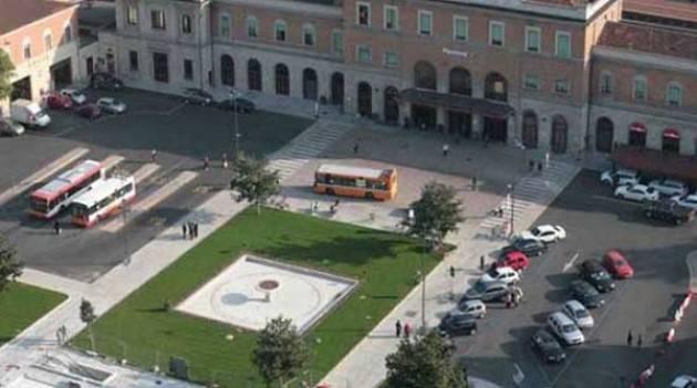 Pums Piacenza, alla stazione ferroviaria il punto di raccolta dati per i pendolari