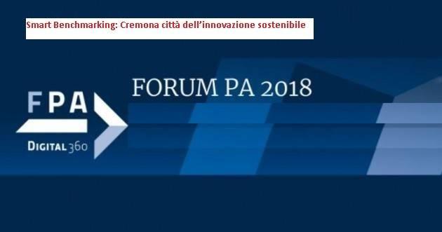 Smart Benchmarking: Cremona città dell'innovazione sostenibile
