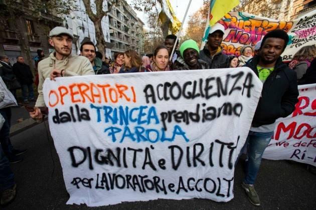 Pianeta Migranti. 150 mila persone buttate in strada dal decreto 'Sicurezza'