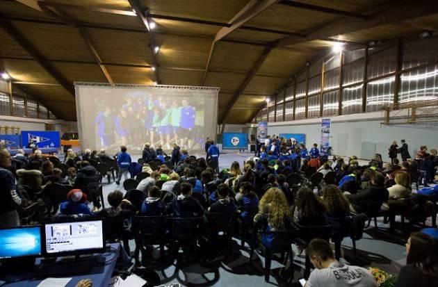 Canottieri Bissolati  Sabato Sabato 1° dicembre 2018 si è tenuta la FESTA DELL'ATLETA 2018