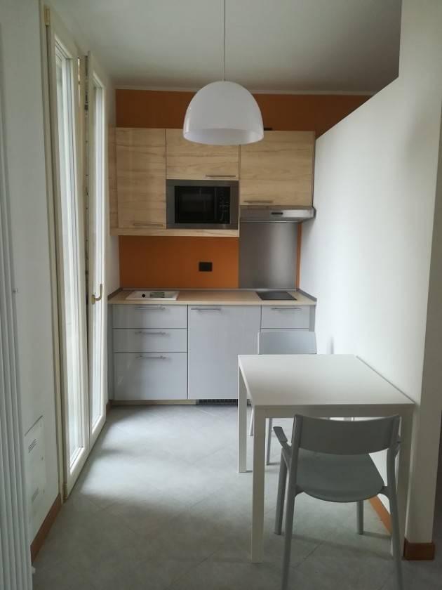 Nuovi mini alloggi con servizi  per gli anziani di Pandino