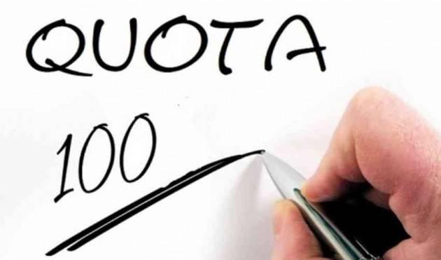 Cgil Previdenza  Pensioni, il bluff di quota 100