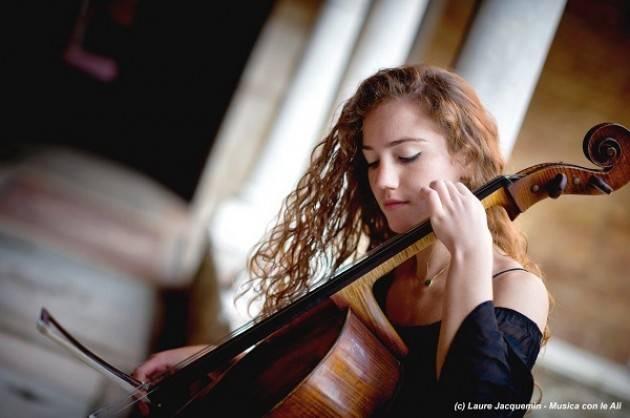 Evento 12 dic Stagione Concertistica 2018/19: inaugura al Ponchielli Erica Piccotti e l'Orchestra del Teatro Carlo Felice di Genova