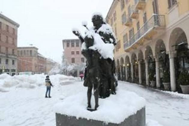 Pronto il 'Piano sale e neve' del Comune di Cremona