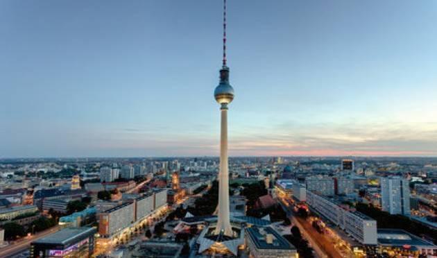 AISE VIVERE IN GERMANIA: PRIMO INCONTRO 'BENVENUTI A BERLINO'