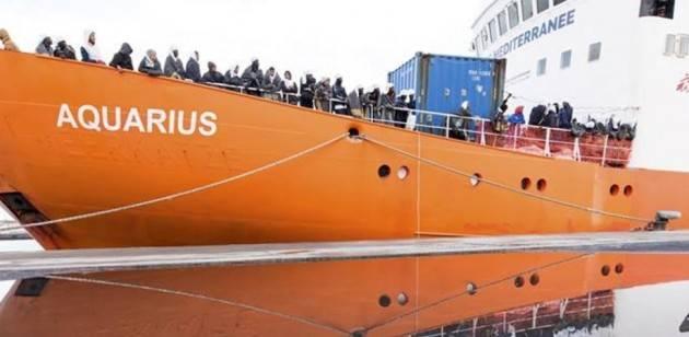 Amnesty La nave Aquarius costretta a porre fine alle sue operazioni di ricerca e soccorso in mare