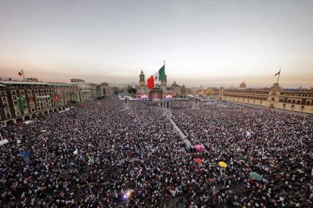 Messico ha vinto la speranza. Andrés Manuel López Obrador è il nuovo presidente del Messico di Francisco Hernández Arteaga