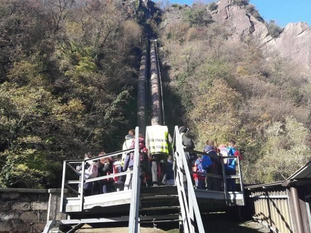 Linea Green apre anche i suoi impianti idroelettrici alle scuole cremonesi