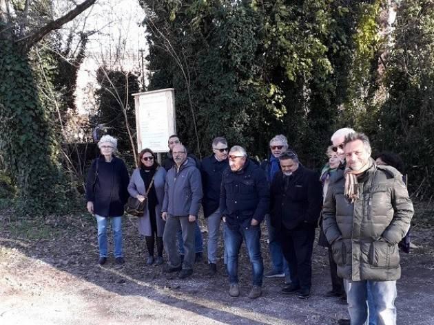 Cremona: connessione ecologica lungo il Morbasco, iniziati i lavori in via Lugo