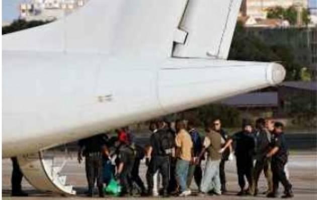 AISE PICCO DI RIMPATRI FORZATI VERSO L'EGITTO: IL GARANTE NAZIONALE MONITORA LA SITUAZIONE