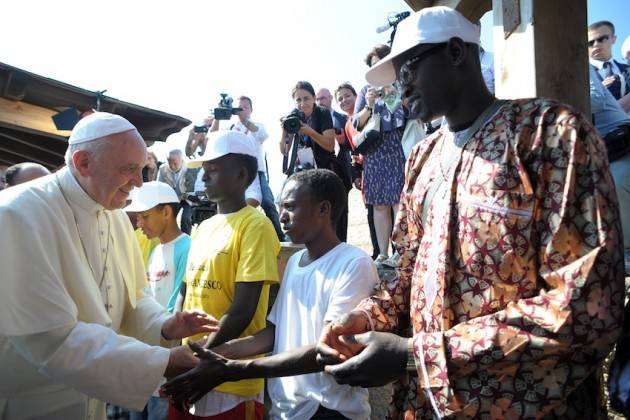 Pianeta Migranti. Parrocchie toscane bocciano il decreto Salvini.