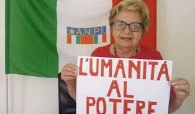 C'è un'Italia che resiste intervista a  Carla Nespolo, presidente Anpi di Carlo Ruggiero
