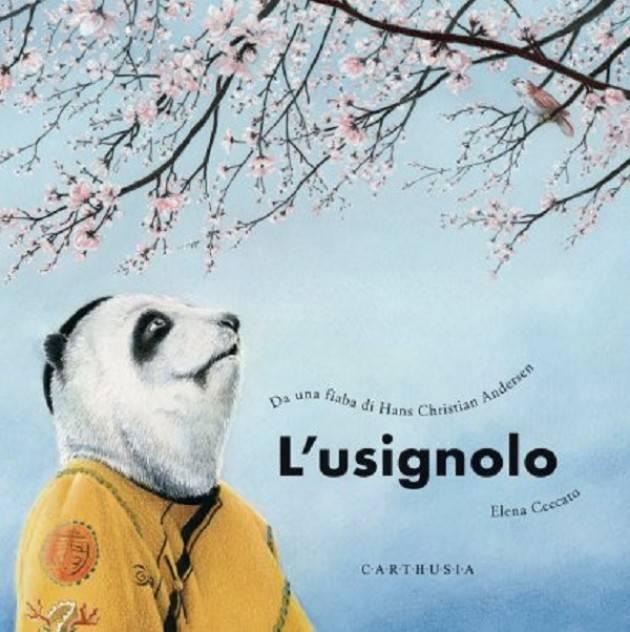 'L'usignolo': incontro con l'illustratrice cremonese Elena Ceccato