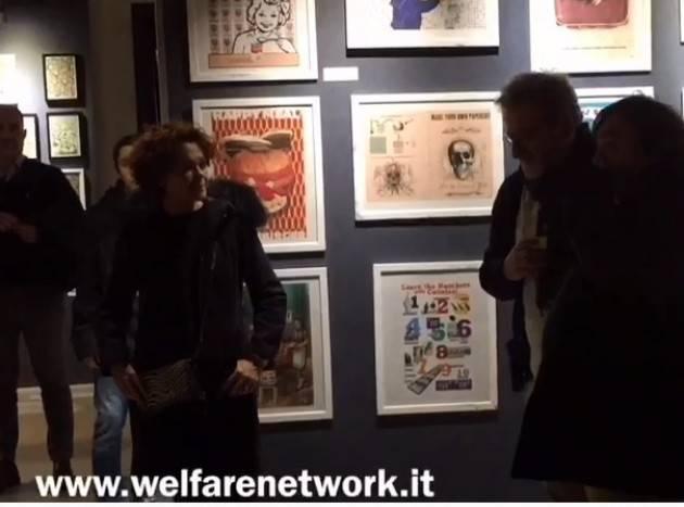 (Video) Peppo Bianchessi. Videoartista, illustratore, pittore ritorna a Crema con una sua mostra di Emanuele Mandelli