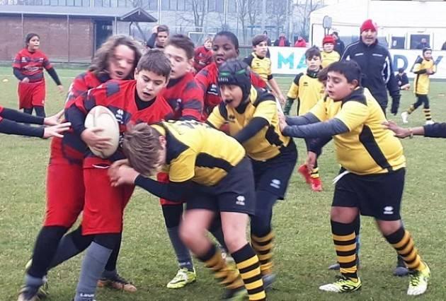 ASD Cremona Rugby  Report Domenica 16/12/18