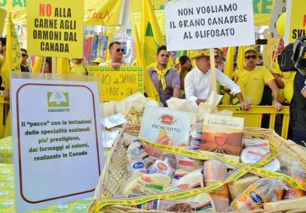 Coldiretti Cremona: Baldrighi scopre le trappole negli accordi commerciali dell'UE
