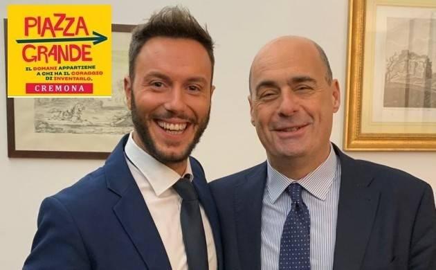 Primarie PD del 3 marzo 2019 , Piazza Grande Cremona: nasce il comitato per Nicola Zingaretti