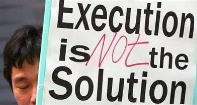 Amnesty PENA DI MORTE: ABOLIZIONE PIÙ VICINA
