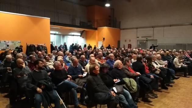 Assemblea  Regionale Lombarda LEU riconvocata l'8 e 9 febbraio di Lapo Pasquetti (Cremona)