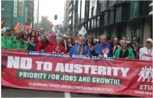Cgil Esteri In piazza ad aprile per un'Europa del lavoro