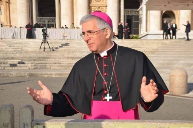 Nasce Gesù per le strade Messaggio del vescovo di Cremona, mons. Antonio Napolioni, per il Natale 2018
