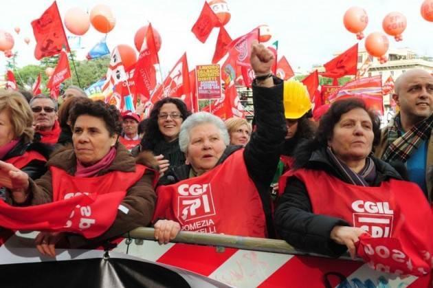 Pianeta Anziani Legge di bilancio 2019 Tagli alle pensioni, al via la mobilitazione il 28 dicembre