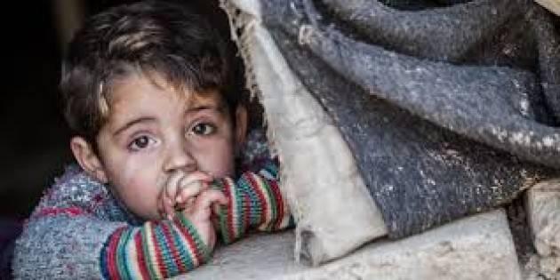 Pianeta Migranti. Gesù, un migrante lasciato per strada