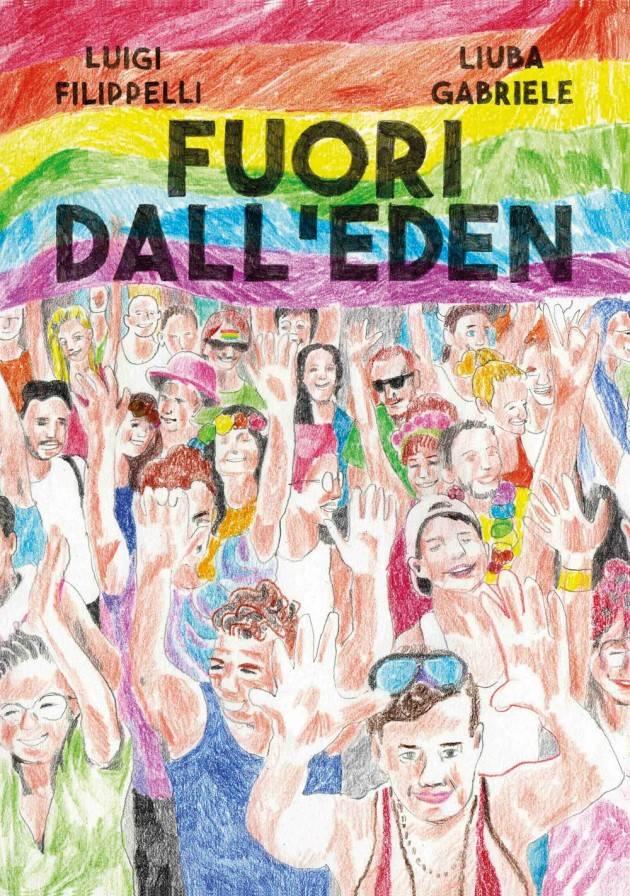 Brescia:inaugurazione mostra LGBTIQ Fuori dall'Eden al Caffè Letterario 1° Piano