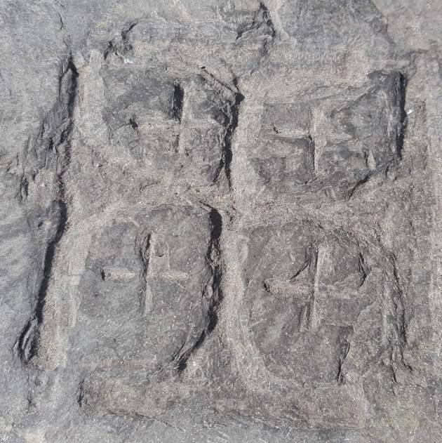 Padova  Alle origini della nostra civiltà : la Croce di Gerusalemme  by Christian Flammia