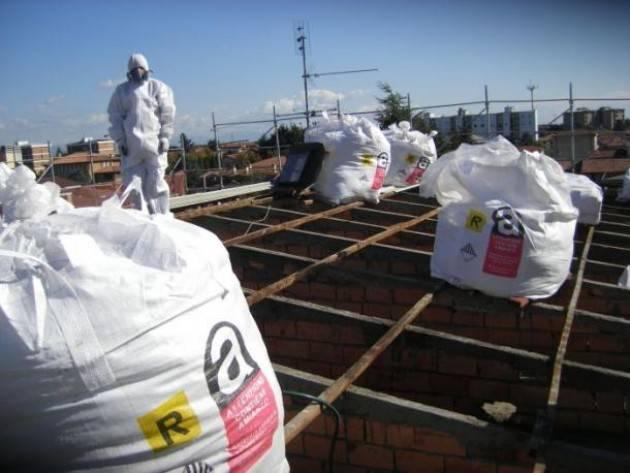 Lecco Smaltimento amianto privati: al via la creazione di un elenco di soggetti qualificati