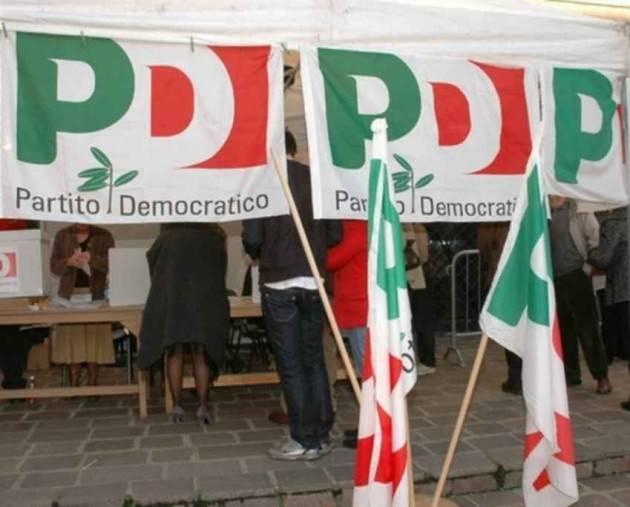 SABATO 12 GENNAIO 2019 PRESIDI del Partito Democratico  IN TUTTE LE PIAZZE