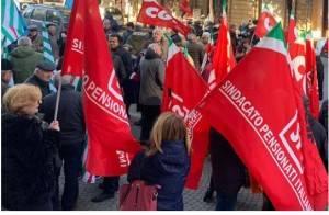 Pianeta Anziani Cgil-Cisl-Uil Pensionati, la protesta andrà avanti