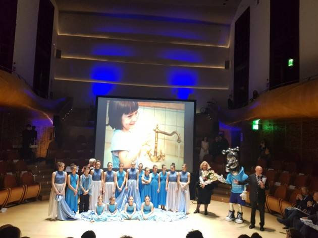 (Video) Padania Acque Cremona presenta al MDV  il libro 'Pagine d'acqua e di storia'