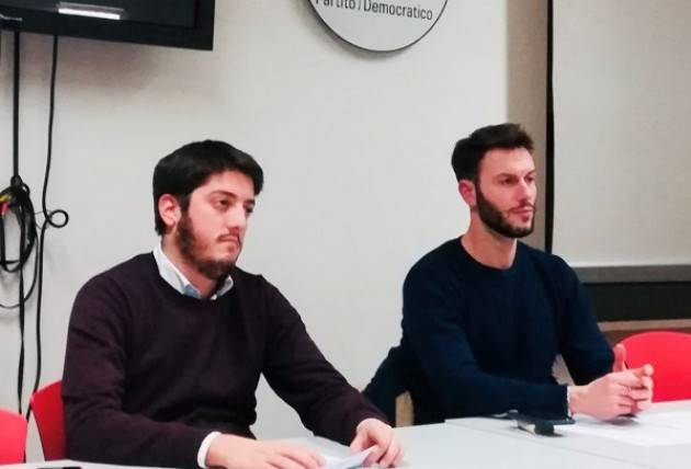 Cremona Congresso Pd 3 marzo. Riuniti i sostenitori di Nicola Zingaretti