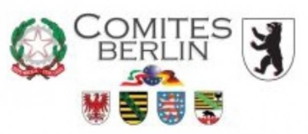 AISE BENEVENUTI A BERLINO: GLI INCONTRI DEL COMITES PER I NUOVI ARRIVATI