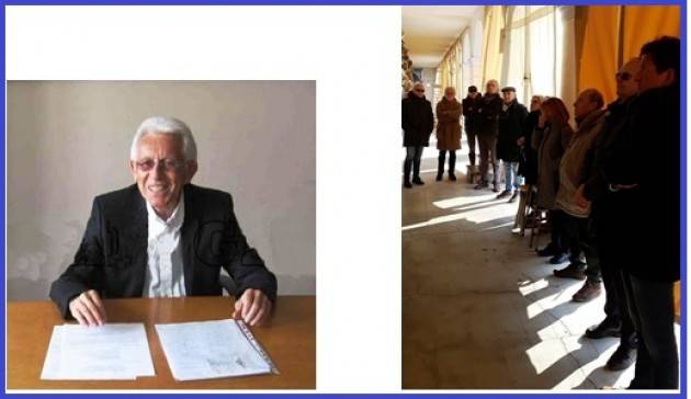 L'ECO COMMIATI E RICORDI : Fulvio Pesenti  ricordato nel terzo anniversario della scomparsa