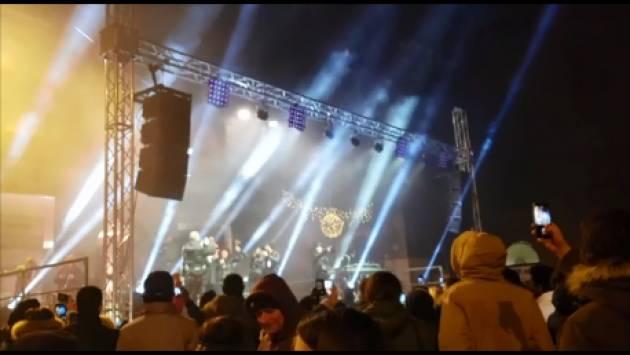 (Video) Capodanno 2019 in p.zza Stradivari Cremona