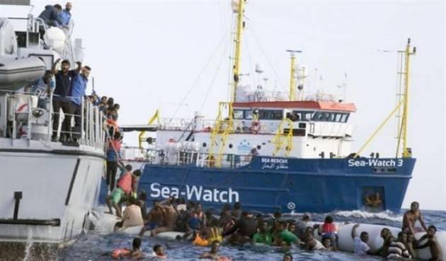 Pianeta Migranti.  Anno nuovo, vecchio cinismo politico verso i naufraghi.